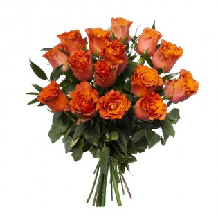 Kosz 50 róż Wielka Miłość