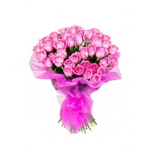 50 Róż różowych